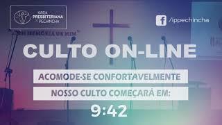 Culto Matutino - Rev. Fabio Castro - 25/04/2021