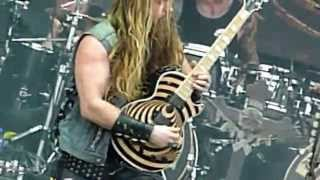 Black Label Society - Suicide Messiah (Live - Download Festival, Donington, UK, June 2014)