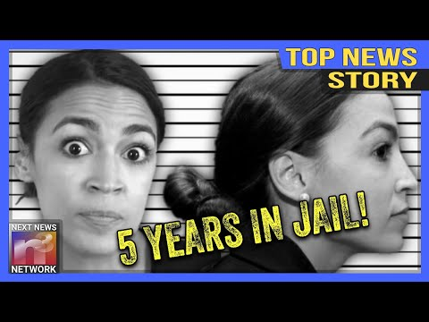 TOP NEWS! Ocasio-Cortez is DONE! Faces 5 Years in Jail For FEC Crimes! Here's Her Response!