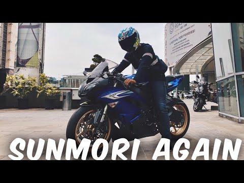 #28 |#Motovlog| SUNMORI AGAIN with ZX-6R