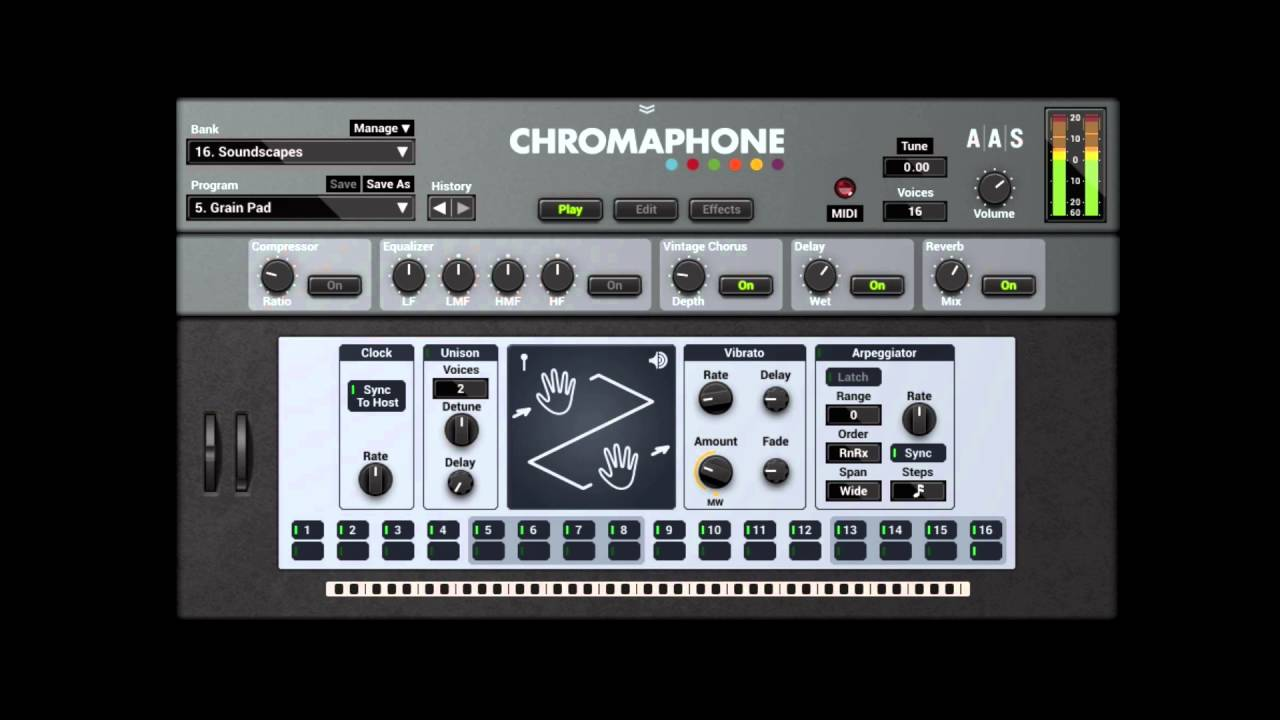 Chromaphone 2NKS-READY