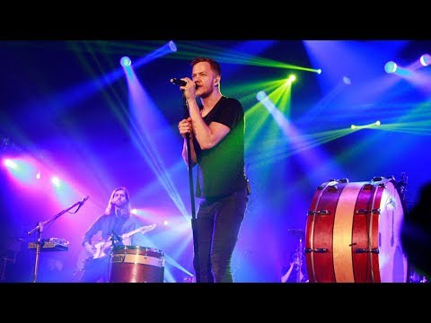 "Imagine Dragons - ""Its Time"" Live"