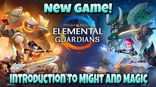Might and Magic: Elemental Guardians - New Game Introduction