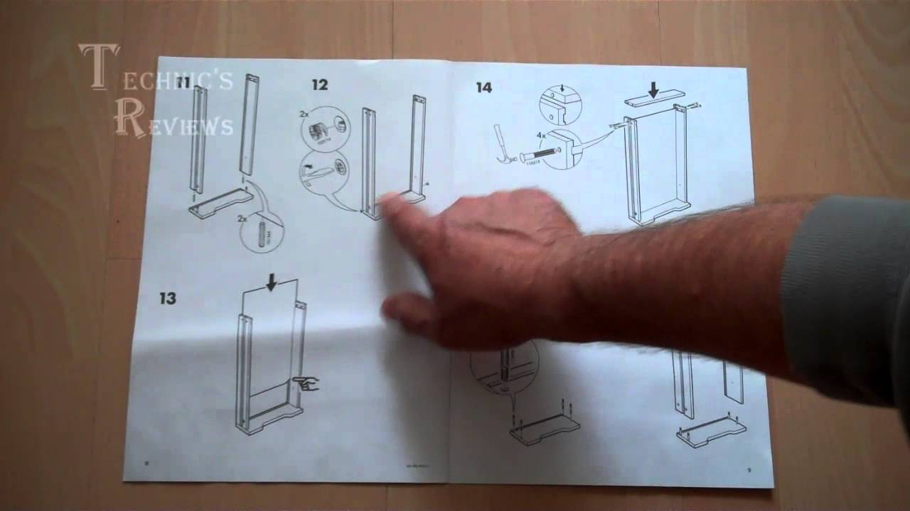 Икеа инструкции по сборке мебели