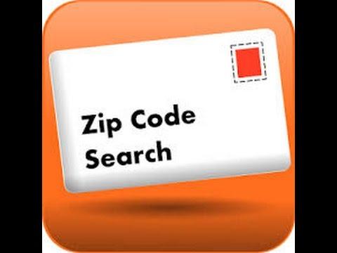 تعرف على الرمز البريدي(zip code) لأي منطقة في العالم في ثوان