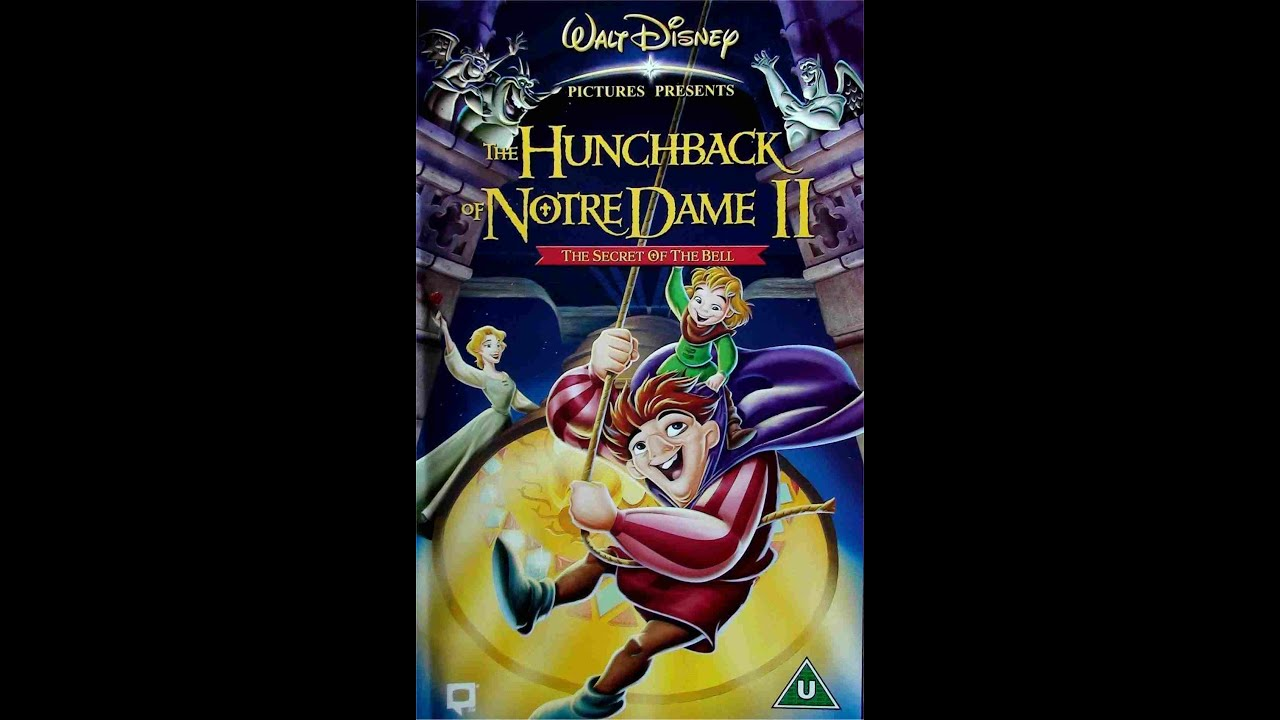 digitized opening to the hunchback of notre dame ii 2002