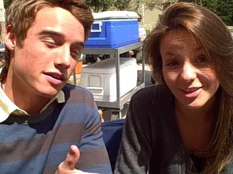 Brando Eaton & Samantha Droke MySpace ShoutOut