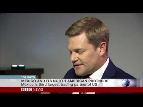 100 Days / Interview : Mexico's Secretary of Economy