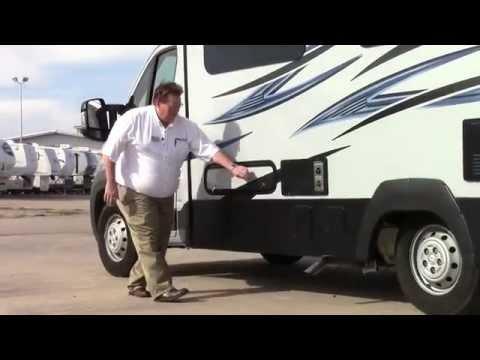 New 2015 Dynamax Rev 24RB Class B Motorhome RV - Holiday World of Houston Katy, League City & Willis