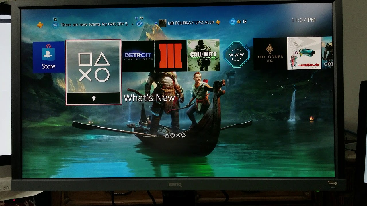 My Very First Impressions on BenQ EL2870U 4K HDR Monitor