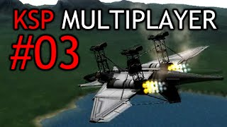 KSP Multiplayer - Single Stage to Ocean - #3