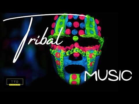Tribal Music African Drums Vol 4: Song made with kalimba | Safari music instrumental