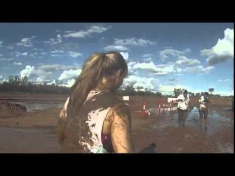2016 Swel Mud Run Alice Springs