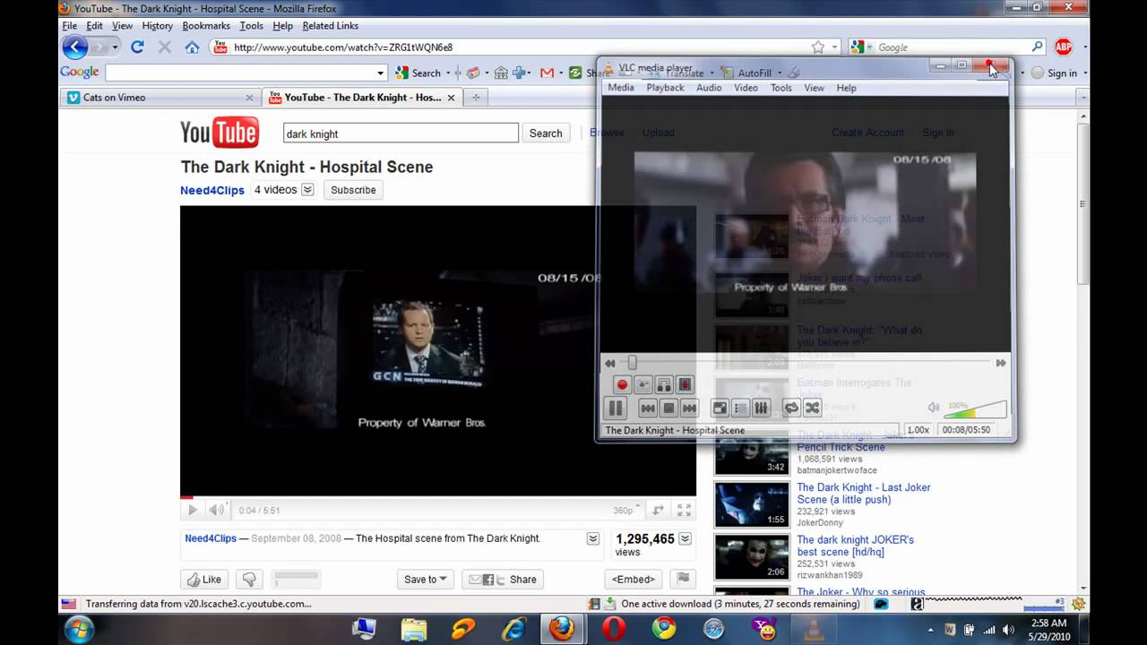 How To Download Youtube And Vimeo Videos From VLC Media Player mp4