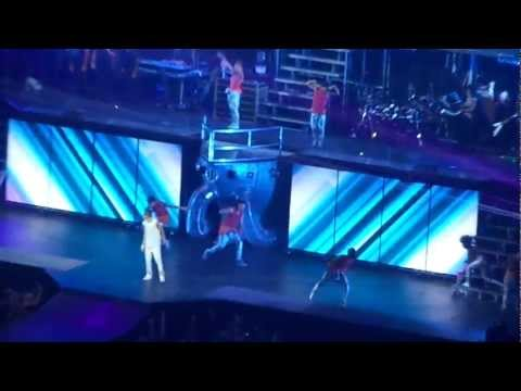 Justin Bieber Concert Detroit The Palace of Auburn Hills 11-21-12