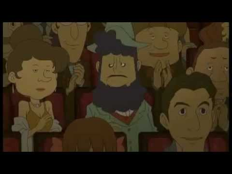 Professor Layton And The Eternal Diva Subbed Trailer Youtube