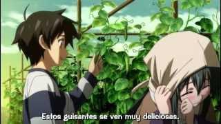 Sora no Otoshimono La pelicula PARTE 3 ESPAÑOL Tokei Jikake no Angeloid