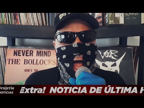 Brujeria release new song/video COVID-666 and new song Cocaina ..!
