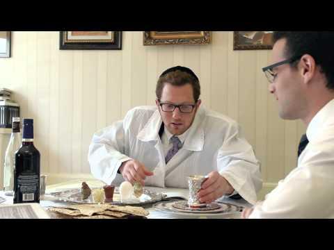 Stuff People Say At The Seder