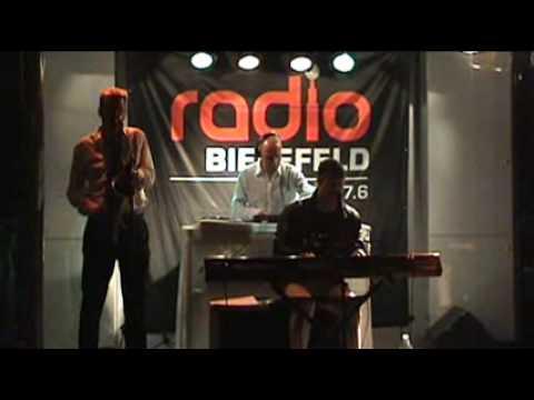DJ Leon El Ray and Tom Oliver 12 July 2008 Bielefeld Germany