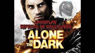 Especial de Halloween: Gameplay do jogo Alone in the Dark (PC).