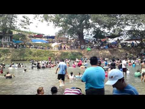 EN EL RIO DE ALMILINGA 1