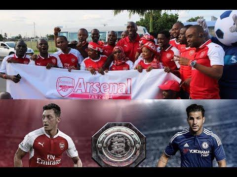 Sol Campbell: Arsenal Watashinda Dhidi Ya Chelsea Ngao Ya Jamii