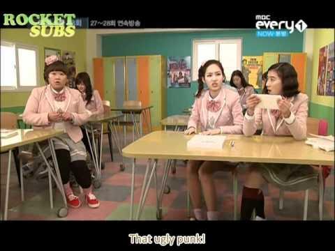 [11.02.16] Real School - E28 (en)