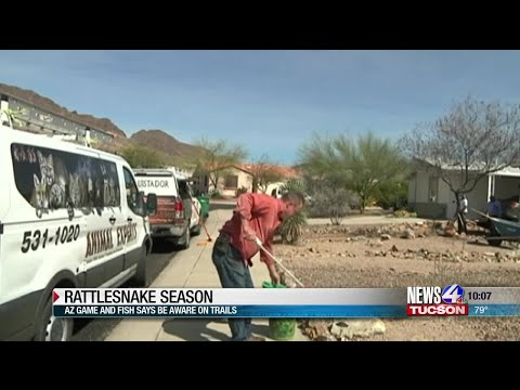 AZ Game And Fish Says Be Aware On Trails