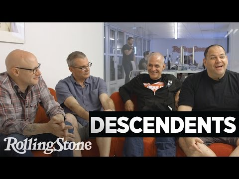 Descendents Recall Their First CD and Live Show