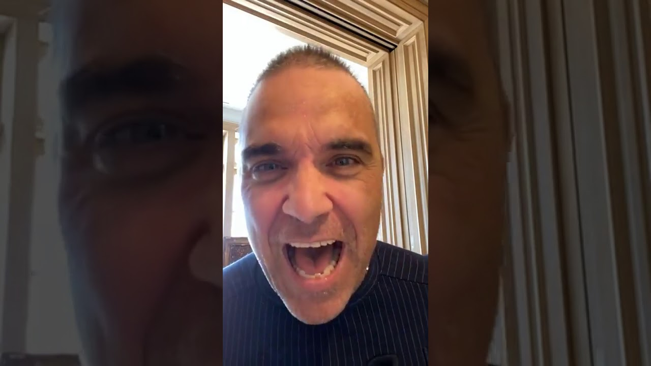 Robbie Williams New Song