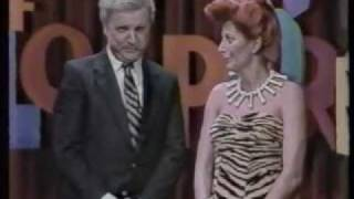 The Flintstones,  Jetsons Outtakes Dave Thomas Penny Marshall The New Show