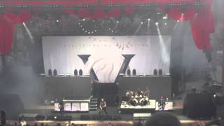 "Bullet For My Valentine - Live Denver,Co Red Rocks ""Scream Aim Fire"" HD 1080p Steady cam 8.19.15"