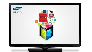 Avaliação da Smart TV LED Samsung 32