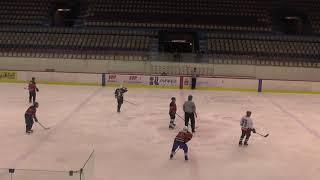 Хоккей ЛНХЛ Ягуар-Бриллиант 20.12.2017 г. 1 пер. Пермь