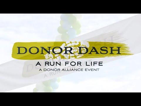 2015 Donor Dash