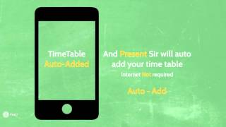 Present Sir - Android App
