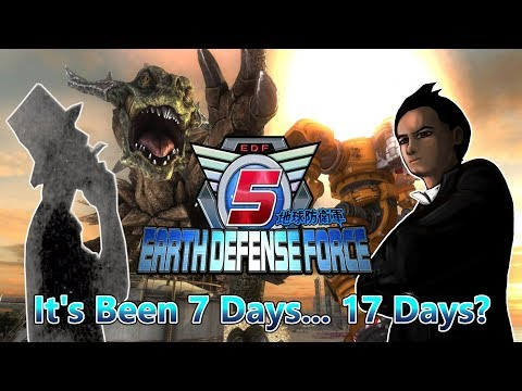 It's Been 7 Days... 17 Days? - Earth Defense Force 5 thumbnail