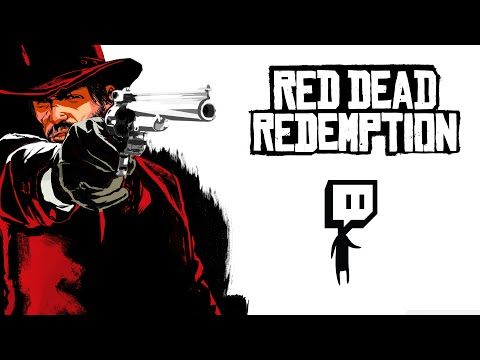 Let's Try Red Dead Redemption [BLIND] Part 1 - Howdy Partner [Twitch VOD]