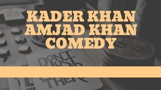 Kader Khan-Amjad Khan In Himmatwala