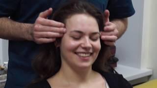 Массаж головы (обучение)