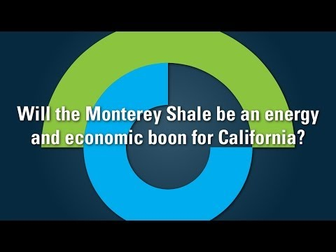 Will the Monterey Shale be an energy and economic boon for California?
