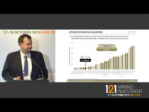 Presentation: First Mining Gold - 121 Mining Investment New York Autumn 2019