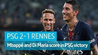 PSG vs Rennes (2-1) | Trophée des Champions highlights