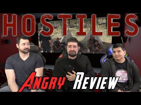 Hostiles Angry Movie Review