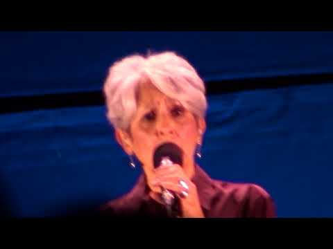 Joan Baez The fare thee well concert, May 29, 2018 at The Royal Albert Hall