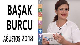 Başak Burcu   Ağustos 2018   Astroloji