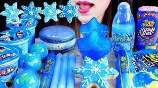 ASMR FROZEN DESSERT NIK-L-NIP WAX STICK MINT MACARON SNOW FLAKE STAR ICE BOTTLE POP JUICE DROP POP