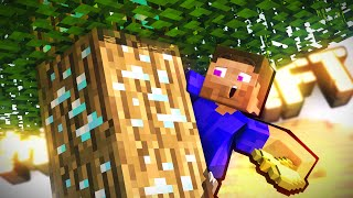 БОГАТЫЕ ДЕРЕВЬЯ ;D - Обзор Мода (Minecraft)