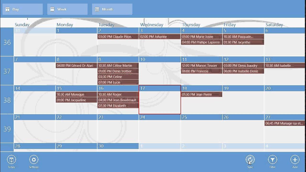 One Calendar.Windows 8 1 One Calendar App Review